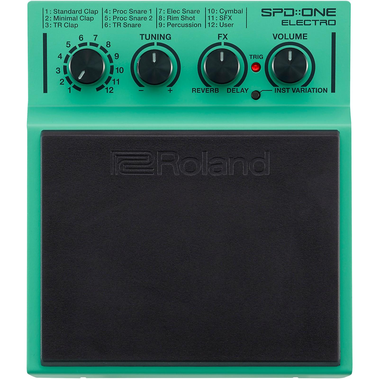Roland SPD::ONE Electro Pad