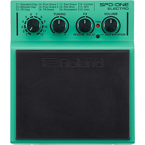 Roland SPD::ONE Electro Pad