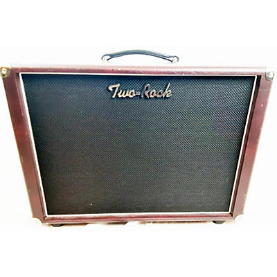 Two Rock SPEAKER CAB 1X12 WINE TARUS Guitar Cabinet