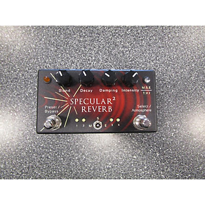 GFI Musical Products SPECULAR REVERB Effect Pedal