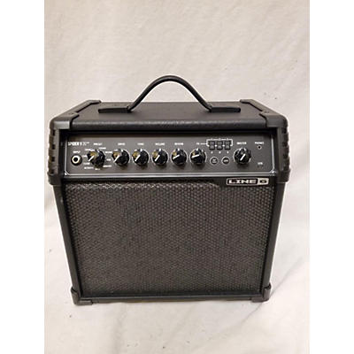 Line 6 SPIDER V 20 Guitar Combo Amp