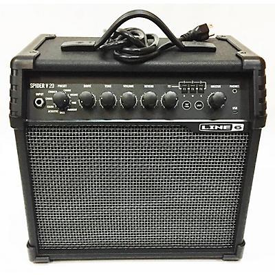 Line 6 SPIDER V 20 MKII Guitar Combo Amp