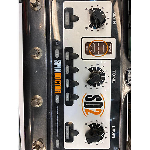 T-Rex Engineering SPINDOCTER 2 Effect Pedal