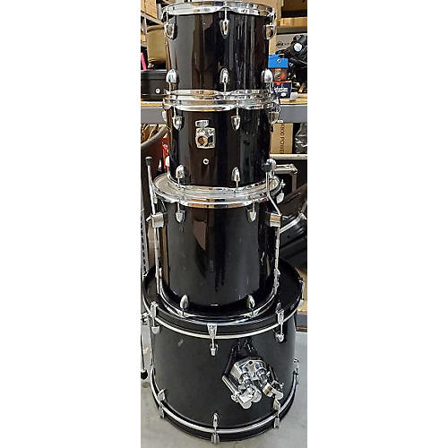 Sound Percussion Labs SPL Drum Kit Black