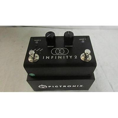 Pigtronix SPL Infinity Looper Pedal