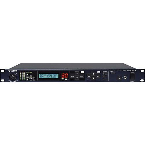 Yamaha SPX2000 Digital Effects Processor