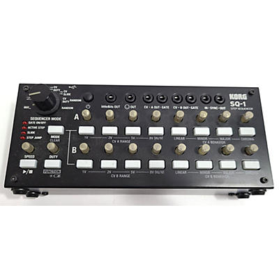 Korg SQ-1 Sequencer Synthesizer