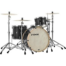 SQ1 3-Piece Shell Pack with 24 in. Bass Drum GT Black