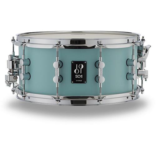 SONOR SQ1 Snare Drum 14 x 6.5 in. Cruiser Blue