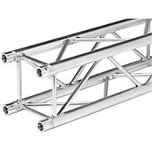 Open Box GLOBAL TRUSS SQ4111 4.92 Ft. (1.5 M) Square Aluminum Truss