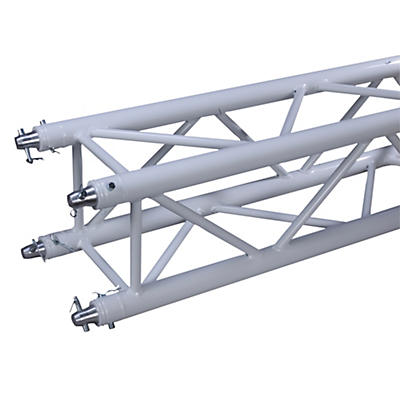 GLOBAL TRUSS SQ4112 6.56 Ft. (2 M) Square Truss Straight Segment