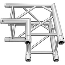Open Box GLOBAL TRUSS SQ4121 0.5 M 2-Way 90-Degree Corner Truss