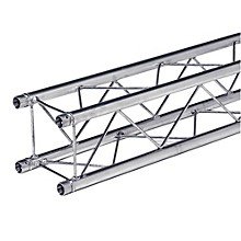 Open Box GLOBAL TRUSS SQF24250 8.2 Ft. Light-Duty Square Segment Truss