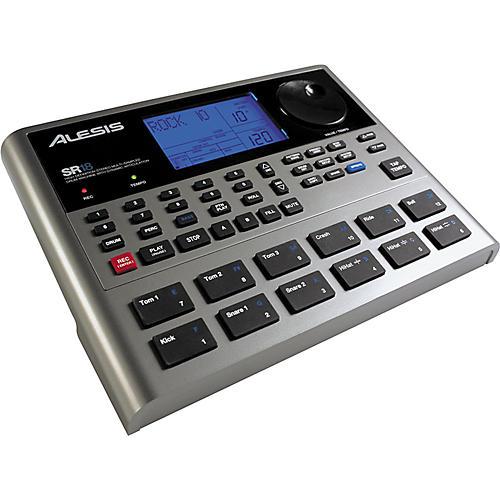 Alesis SR-18 Drum Machine Condition 1 - Mint