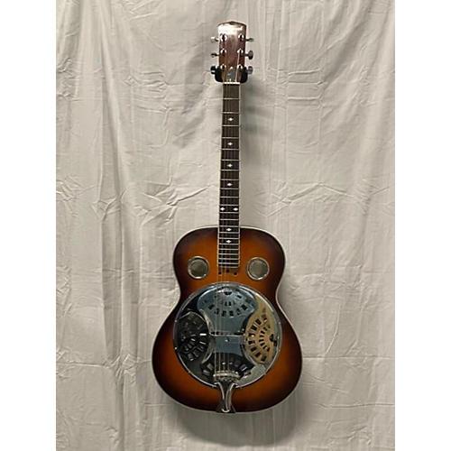 Savannah SR-200S-SN Acoustic Guitar 2 Tone Sunburst