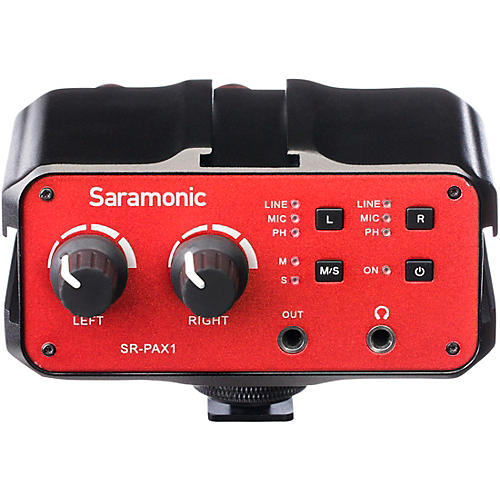 Saramonic SR-PAX1 2-Channel XLR 1/4