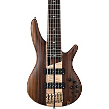 Open Box Ibanez SR1806E Premium 6-String Electric Bass