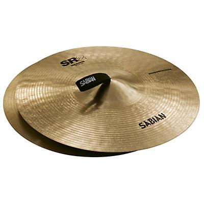 "Sabian SR2 Band and Orchestral Cymbal Pair 14"""
