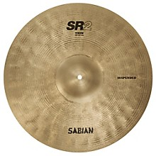 """Sabian SR2 Suspended Cymbal 16"""""""