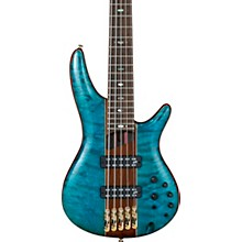 Ibanez SR2405W Quilted Maple Top 5-String Bass