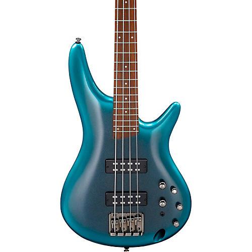 Ibanez SR300E 4-String Electric Bass Cerulean Aura Burst
