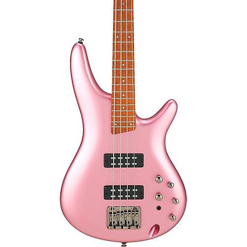 Ibanez SR300E 4-String Electric Bass Pink Gold Metallic