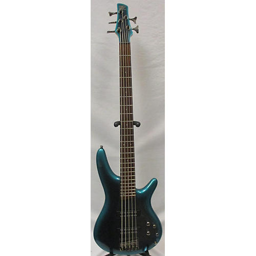 Ibanez SR305 5 String Electric Bass Guitar Cerulean Aura Burst