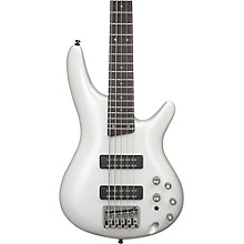 SR305E 5-String Electric Bass Pearl White