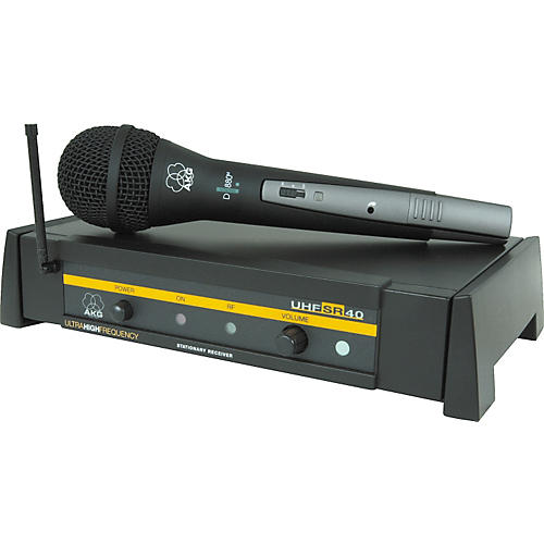 AKG SR40/880M Wireless System with TM40 Transmitter