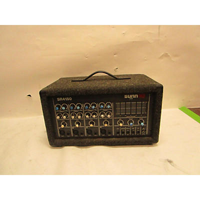 Sunn SR4150 Powered Mixer