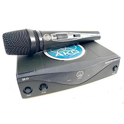 AKG SR4500 Handheld Wireless System