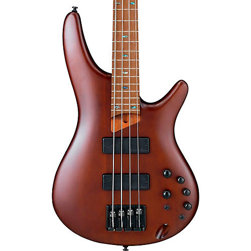 Ibanez SR500E Electric Bass Brown Mahogany