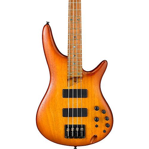 Ibanez SR500E Electric Bass Light Violin Sunburst Flat