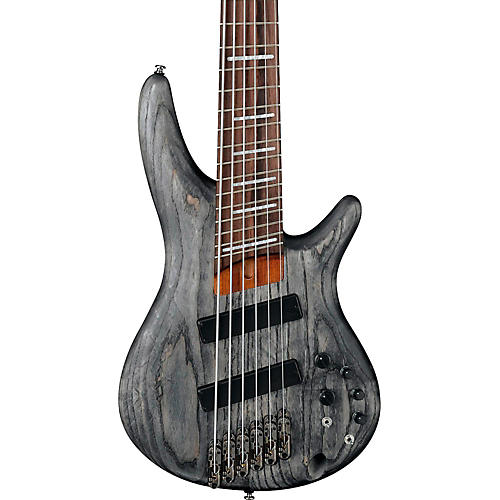 ibanez srff806 multi scale six string electric bass guitar musician 39 s friend. Black Bedroom Furniture Sets. Home Design Ideas