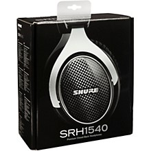 Open Box Shure SRH1540 Professional Closed-Back Headphones