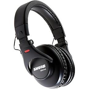 7df1292e5a7 Shure SRH440 Studio Headphones | Musician's Friend