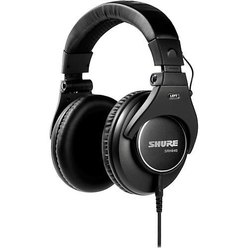 Shure SRH840 Professional Monitoring Headphones Condition 1 - Mint