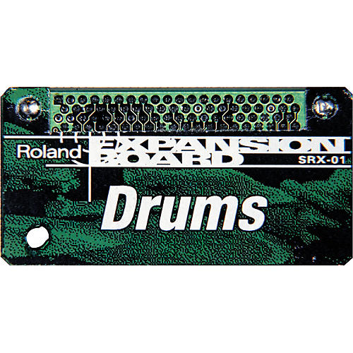 Roland SRX-01 Dynamic Drum Kits Expansion Board
