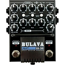 Open Box AMT Electronics SS-30 BULAVA 3-Channel Guitar Preamp