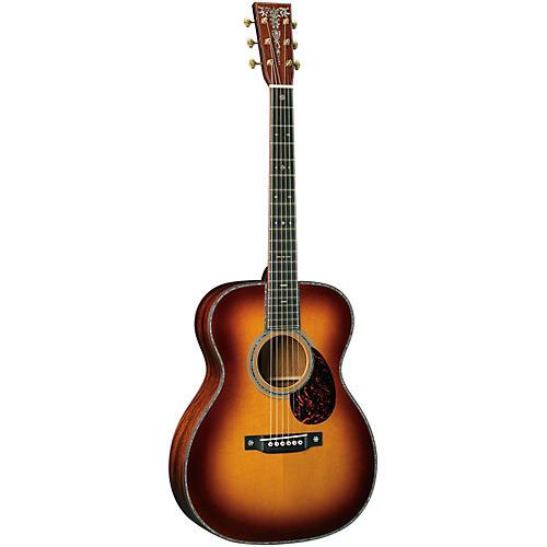Martin SS-OM42-14 Nashville 2014 Special Sinker Mahogany Acoustic Guitar