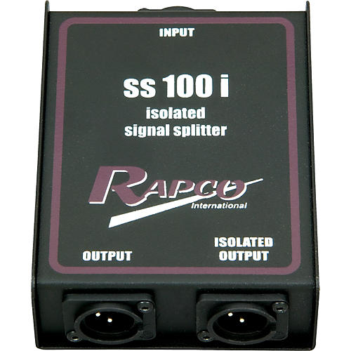 VTG SS1001 Mic Splitter