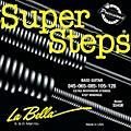 LaBella SS45-B Super Steps Standard 5-String Electric Bass Strings thumbnail