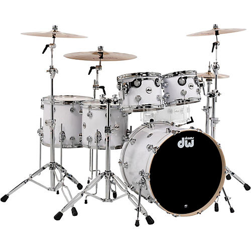 DW SSC Collector's Series 5-Piece Finish Ply Shell Pack with 22