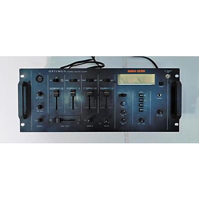 Optimus SSM-1250 Unpowered Mixer
