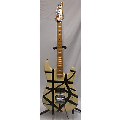 Hohner ST METAL STRIPES Solid Body Electric Guitar