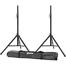 Open Box Gemini ST-Pack Speaker Stand Set With Carrying Case