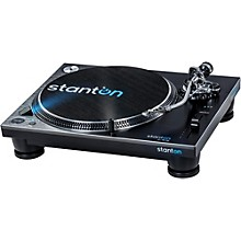 Open Box Stanton ST.150 M2 High-Torque Professional Direct-Drive DJ Turntable with Deckadance