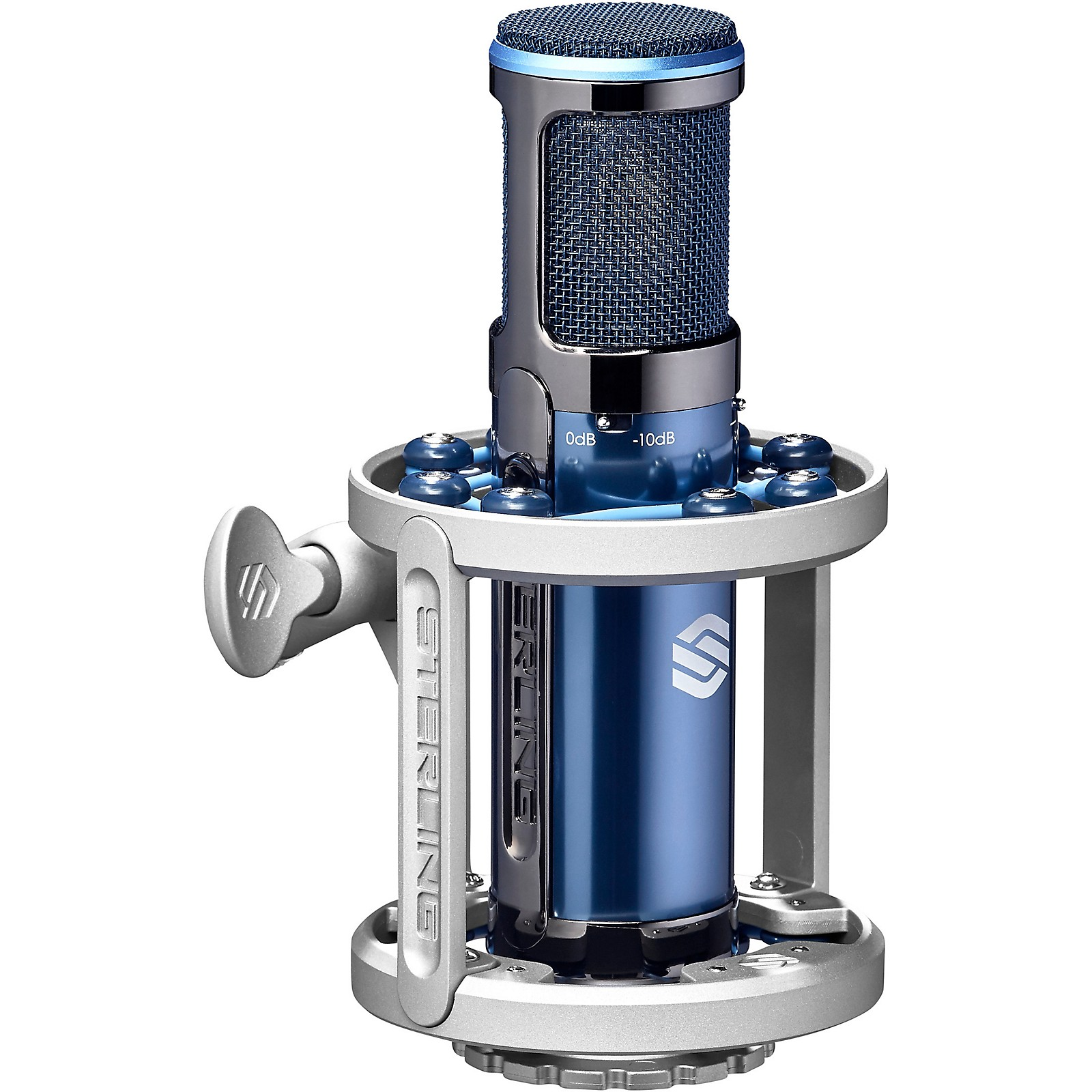 Sterling Audio ST169 Multi-Pattern Tube Condenser Microphone