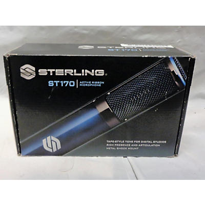 Sterling Audio ST170 Ribbon Microphone