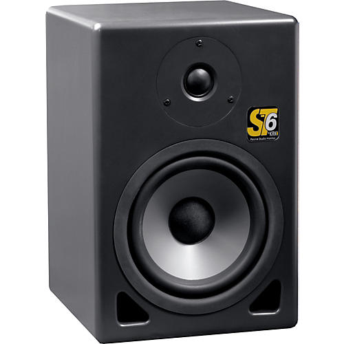 KRK ST6 2-Way Passive Studio Monitor